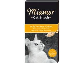 Miamor Cat Krém Multi-Vitamín 6x15g