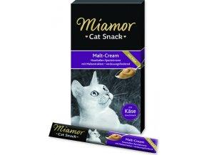 Miamor Cat Krém Malt Sýr 6x15g
