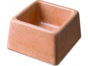 Miska BE-MI betonová čtvercová 8 cm 1ks