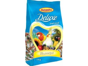 Avicentra Deluxe malý papoušek 1kg