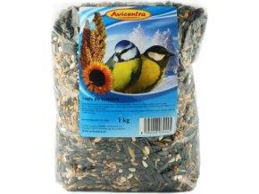 Zimní směs pro ptáky 1 kg AVICENTRA