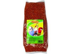 Proso AVICENTRA červené igelit 1kg