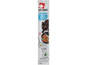 Stick ONTARIO for cats Salmon & Trout 5g