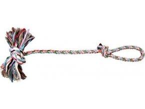 Bavlněné přetahovadlo - velký uzel 270g/70cm