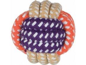 Bavlněný provázkový míč 6 cm