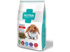 Nutrin Complete Králík Adult Fruit 400g