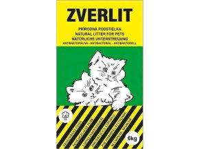 ZVERLIT zelený-hrubá podestýlka 6kg-12600-Z