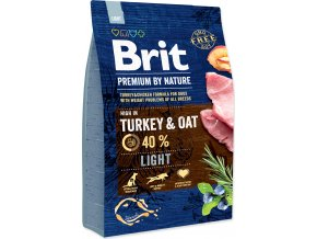Brit Premium by Nature Dog Light 3 kg