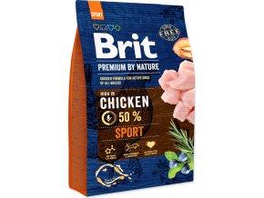 Brit Premium by Nature Dog Sport  3 kg