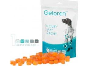Geloren dog žvýkací gelové tablety 90 tbl