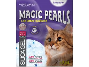 Kočkolit MAGIC PEARLS Lavender 7,6l