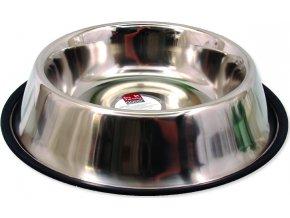 Miska DOG FANTASY nerezová s gumou 33 cm 2330ml