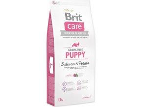 Brit Care Grain Free Dog Puppy Salmon & Potato 12 kg