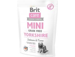 Brit Care Dog Mini Grain Free Yorkshire 400g