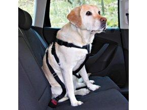 Postroj do auta pro psa 50-70cm