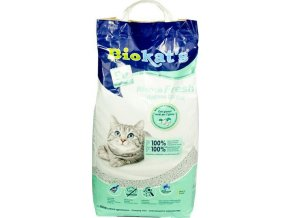 Podestýlka Cat Gimpet - Biokat's Bianco Fresh 10 kg