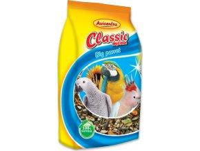 AVICENTRA standard krmivo pro velké papoušky - igelit 1kg