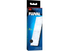 Náplň vata uhlíková FLUVAL U3 2ks