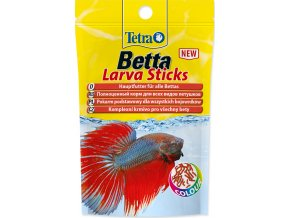 TETRA Betta Larva Sticks karton 12g