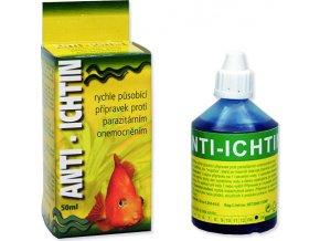 Anti-Ichtinl HU-BEN proti parazitům 50ml
