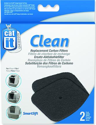 Catit Filtr pro Toalety Cat It Design 2ks
