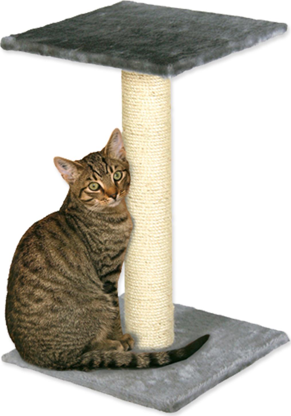 PLAČEK Odpočívadlo MAGIC CAT Beata šedé 60cm