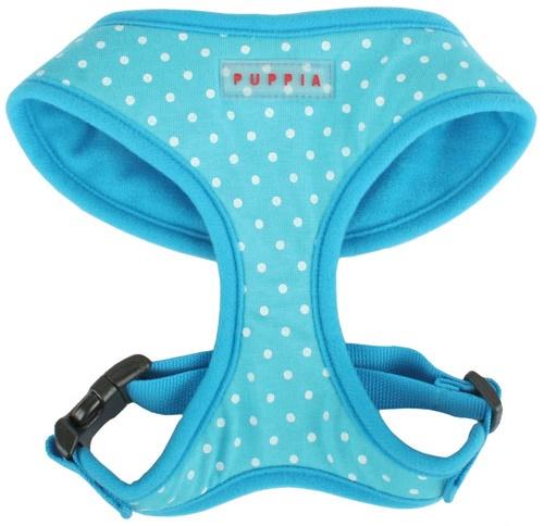 Puppia Harness postroj pro psa Velikost: XS, Barva: Světle modrá