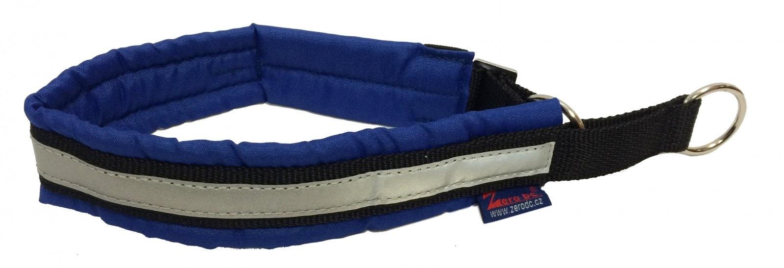 Zero DC Obojek BLIZARD modrý Rozměry: 55-60cm
