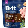 Brit Premium by Nature Dog Adult S 1 kg