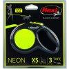 Vodítko FLEXI New Neon páska XS - 3 m 1ks