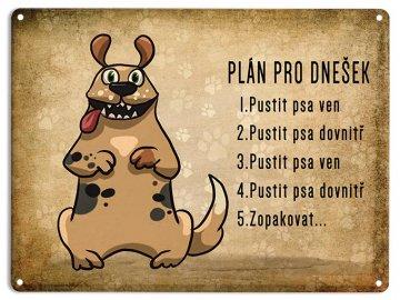 plán pro dnesek