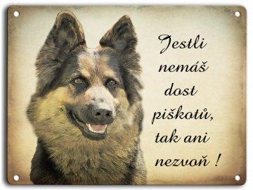 Chodský pes-piškoty