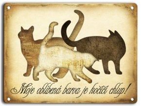 Kočky- silueta II.