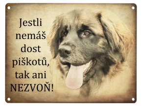 Leonberger-Piškoty