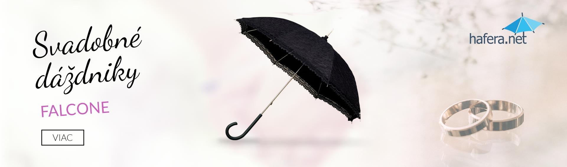 Svadobné dáždniky