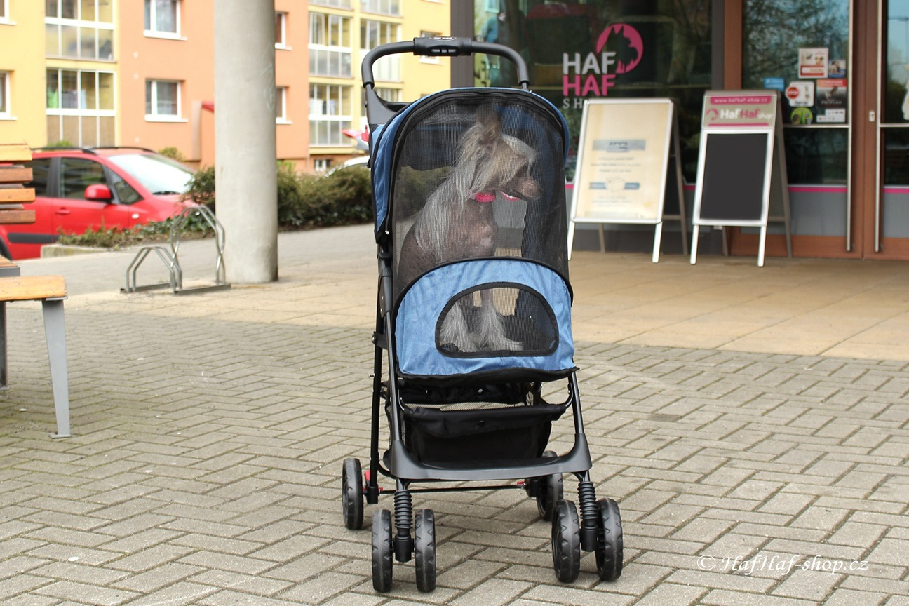 Kočárek pro psy Happy Trails