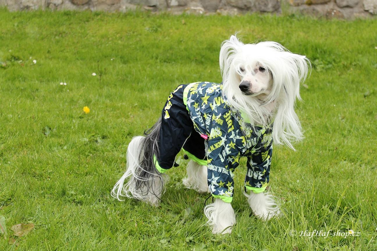 Oblečky pro psy – pláštěnka FMD