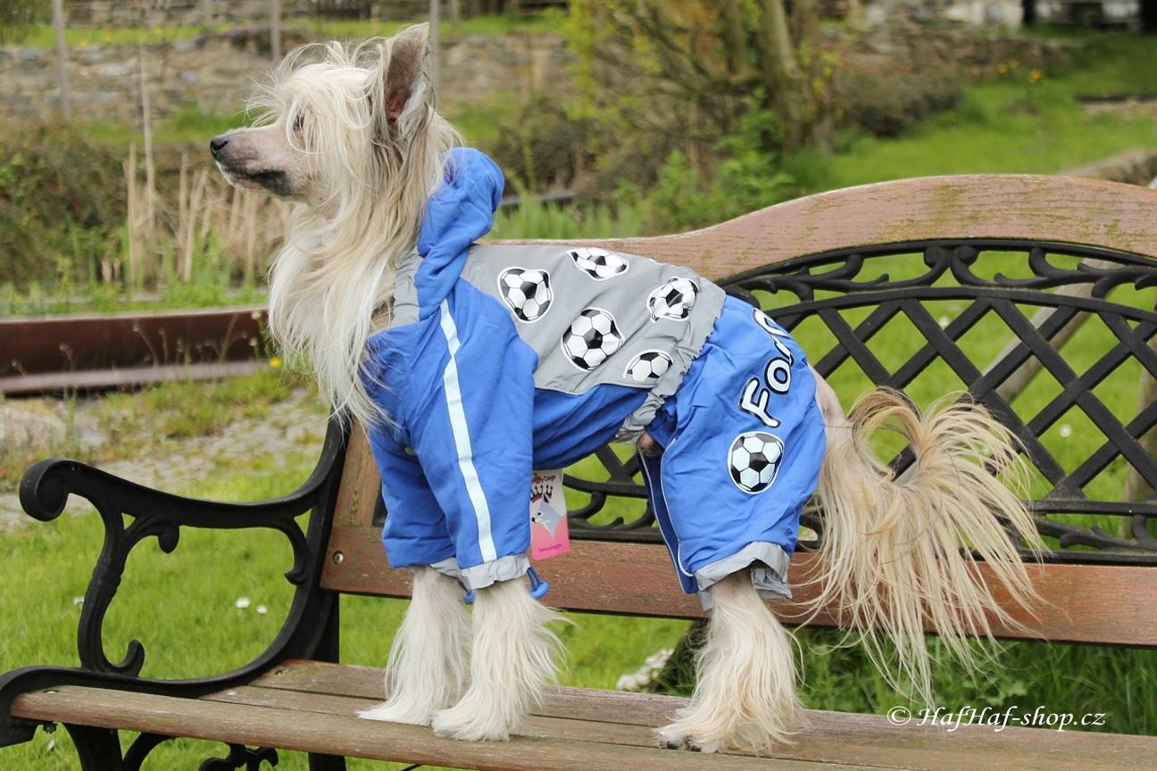 Oblečky pro psy – reflexní pláštěnka FMD