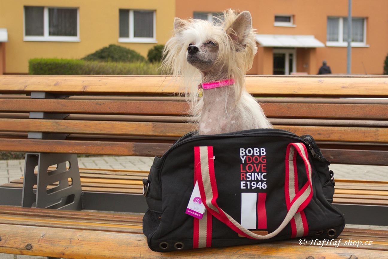 Sportovní taška na psy BOBBY City