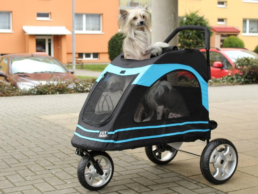 Kočárek pro psy Pet Gear Roadster