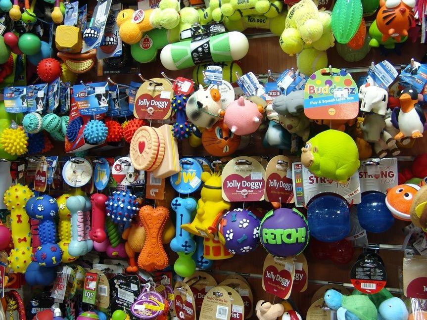 Kamenná prodejna Hafhaf-shop.cz – hračky pro psy
