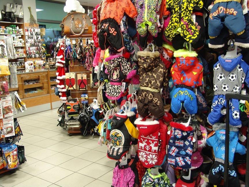Kamenná prodejna Hafhaf-shop.cz – luxusní oblečky pro psy