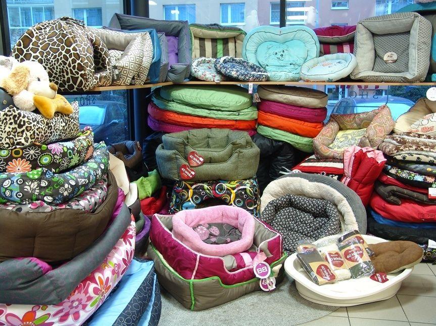 Kamenná prodejna Hafhaf-shop.cz – pelechy pro psy a kočky