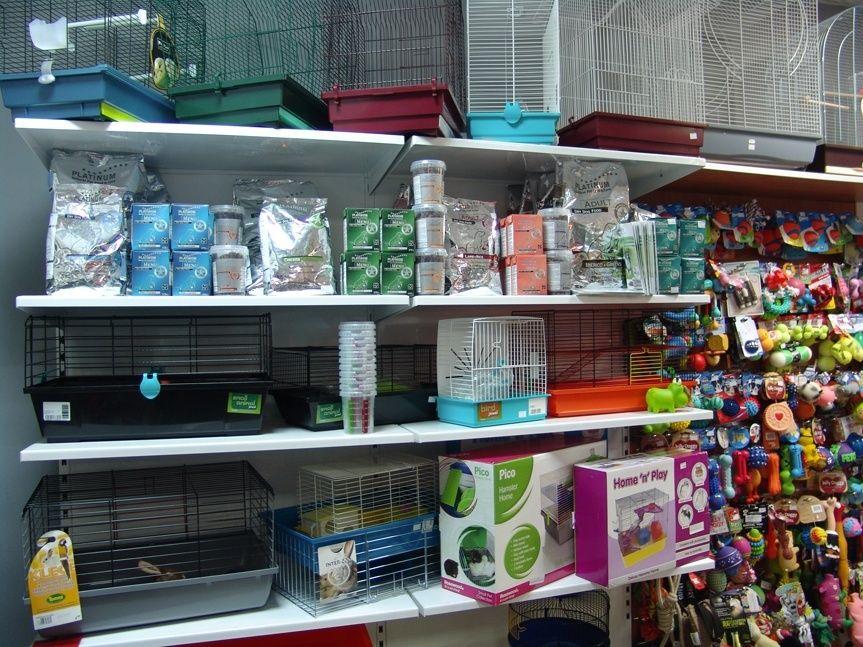Kamenná prodejna Hafhaf-shop.cz – detail prodejny