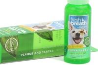 Cleen Teeth Gel – účinný gel na čištění zubů psů a koček, který snižuje a omezuje tvorbu plaku a zubního kamene bez použití zubního kartáčku (2).