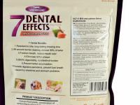 Polotvrdé dentální pamlsky pro psy s lososovou příchutí. Balení 160 g. (4)