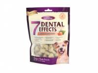 Polotvrdé dentální pamlsky pro psy s lososovou příchutí. Balení 160 g.