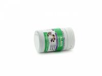 100% přírodní produkt určený pro psy a kočky, který potlačuje zápach z tlamy, redukuje zubní kámen a odstraňuje zubní plak. (3)