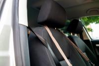 Autosedačka pro psy do auta CAMON WALKY pro pohodlné cestování a ochranu autosedadel před psími chlupy, nečistotami a poškozením. (FOTO 8)