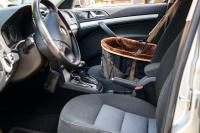 Autosedačka pro psy do auta CAMON WALKY pro pohodlné cestování a ochranu autosedadel před psími chlupy, nečistotami a poškozením. (FOTO 11)